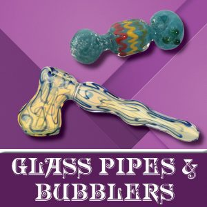 Glass Pipes and Bubblers