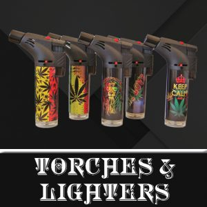 Torches and Lighters