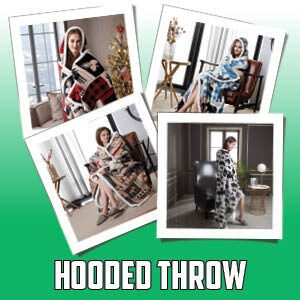 Hooded Throw