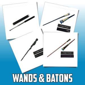 Wands & Batons